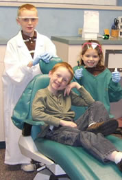 Sharm Dental Clinic - Treatments - Pediatric Dentistry